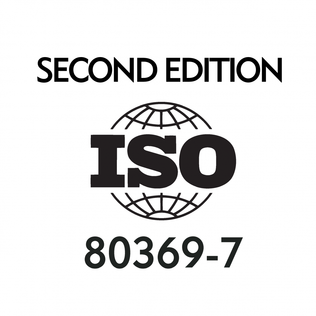 Second Edition of ISO 80369-7